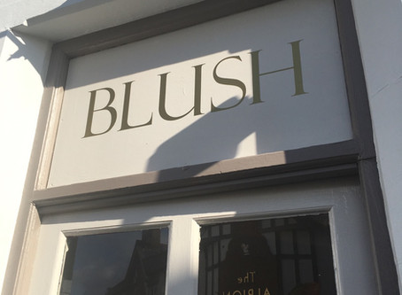 Blush Salon Update