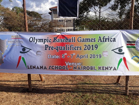 East Africa Olympic Qualifiers
