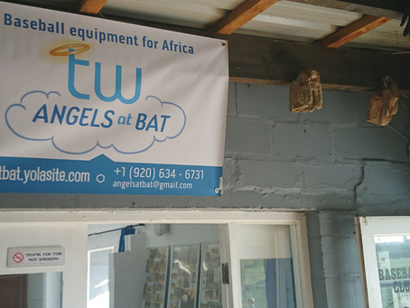 Angels at Bat in South Africa