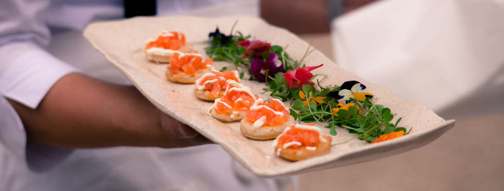 Ross and Ross Canapes