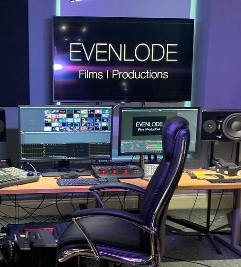 Evenlode Films Studio 1 UK