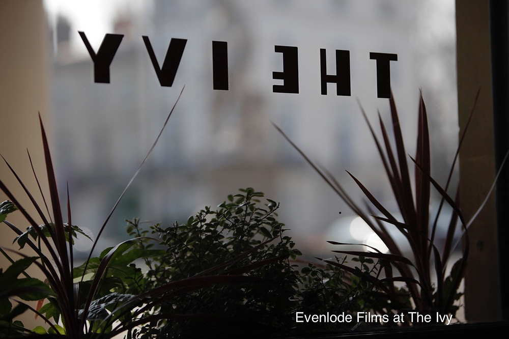 Evenlode Films and Productions - The studios as viewed  from The Ivy