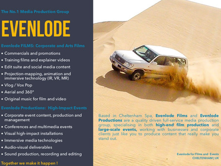 Evenlode Films and Video Production Services