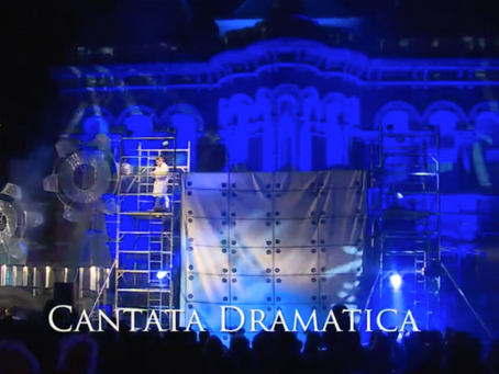 Gravity Fields Festival - Cantata Dramatica - Giants of Science - CERN - Hadron Collider !!!