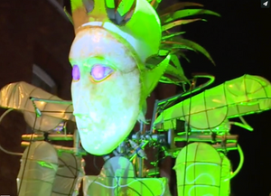 Gravity Fields Science and Arts 2015 - Giants !