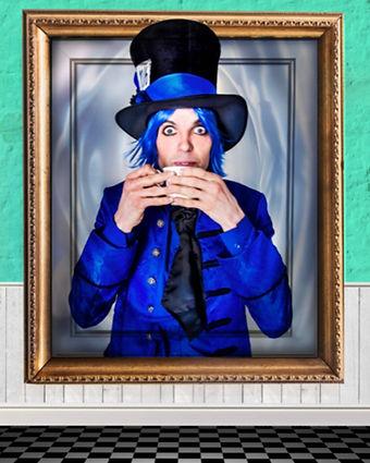 Alice, Wonderland Through the Looking Glass