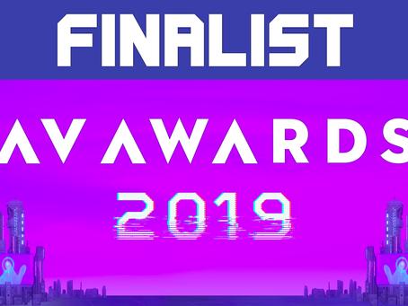 FINALISTS AV AWARDS 2019!