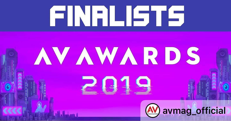 https://www.evenlodefilms.com/3dprojectionmapping-evenlodefilms AV Award Finalists UK