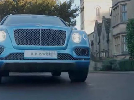 Bentleys at Ellenborough Park Hotel