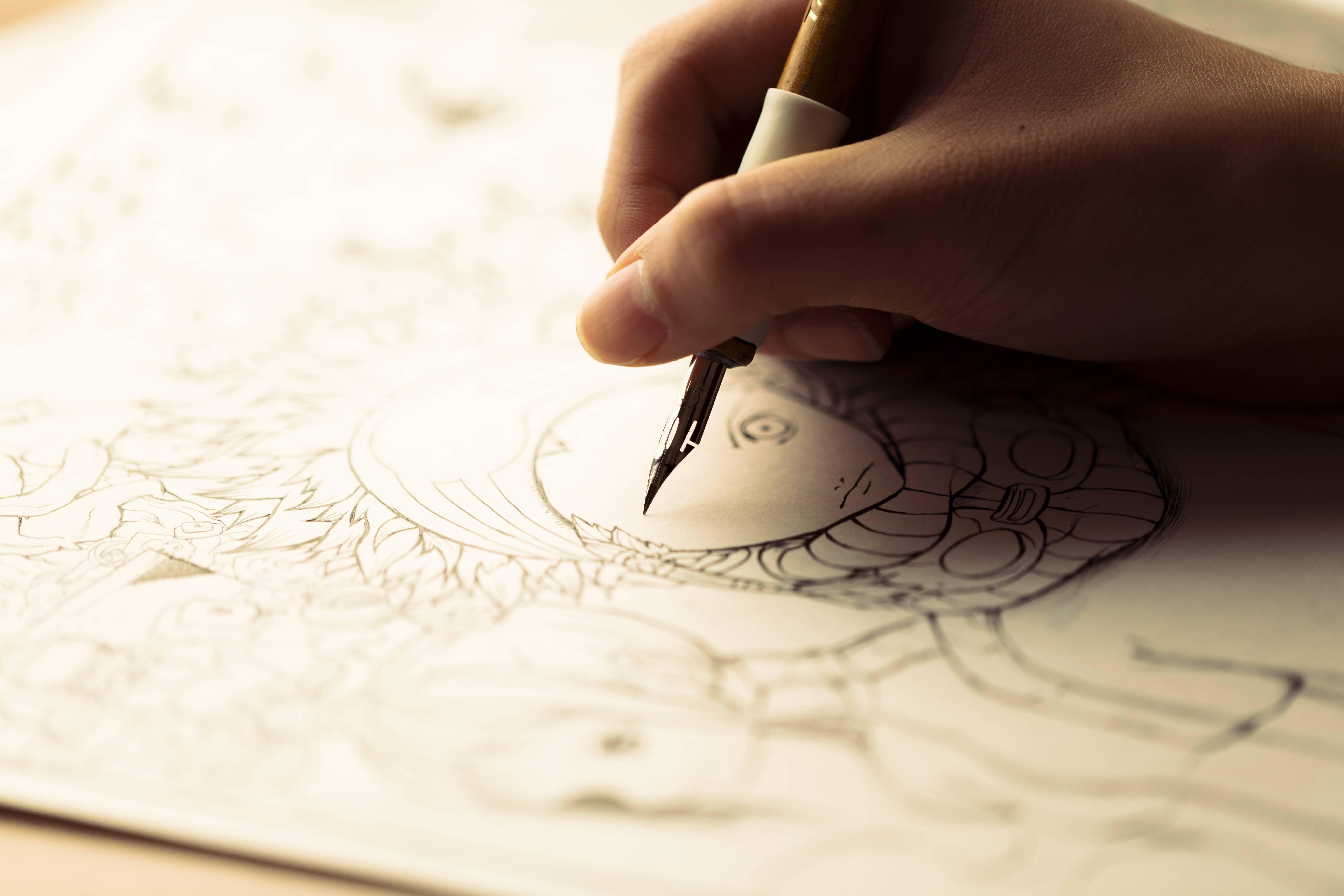 Drawing Shin