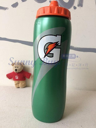 【Sunny Buy】Gatorade 32oz Squeeze Water Bottle / Contour Style (#4330)