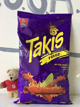 【Sunny Buy】Takis Tortilla Chips Hot Chili & Lime 1oz (#8303)