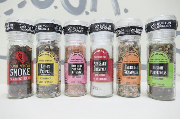【Sunny Buy】Trader Joe's Seasoning/Spice With Grinder