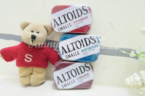 【Sunny Buy】Altoids Sugar Free Minis Small Box 0.37oz