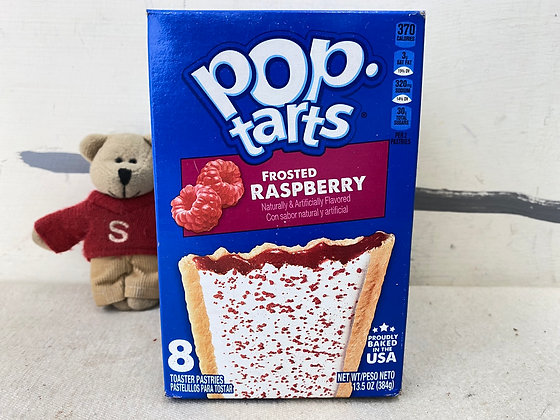 【Sunny Buy】 Pop-tarts Frosted Raspberry 8 Toasters 13.5oz (#20527)