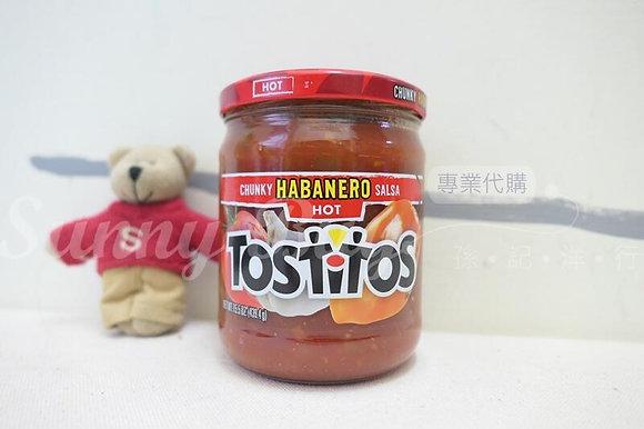 【Sunny Buy】Tostitos Chunky Habanero Salsa 15.5oz (#17888)
