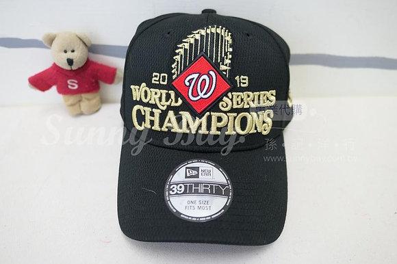 【Sunny Buy】MLB New Era Locker Room 2019 World Series Champion Cap (#14547)