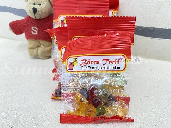 【Sunny Buy】Bären-Treff Gummy Bear 10 Snack Bags (#19595)