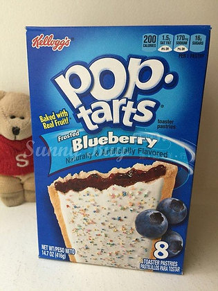 【Sunny Buy】Pop-tarts Blueberry 8 Toasters 14.7oz (#2694)