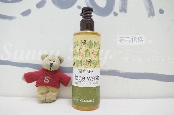 【Sunny Buy】 Trader Joe's  Face Wash with Tea Tree Oil 8.5oz (#13132)
