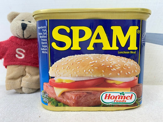 【Sunny Buy】 SPAM Luncheon Meat Can 12oz / Original (#15879)