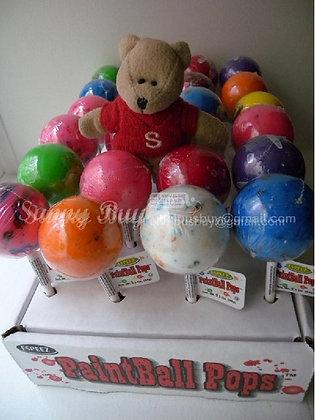 【Sunny Buy】Paintball Pops / Jawbreaker Lollipop 2.4oz (#0012)