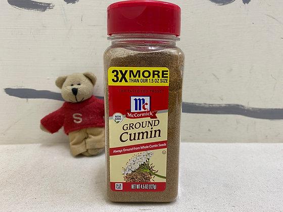 【Sunny Buy】McCormick  Ground Cumin 4.5oz (#19721)