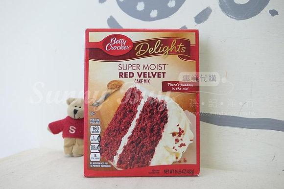 【Sunny Buy】Betty Crocker Red Velvet Cake Mix 15.25oz (#16413)