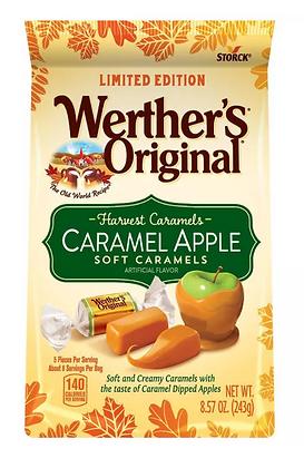 【Sunny Buy】Werther's Original Caramel Apple Soft Caramels Halloween Bag 8.57oz