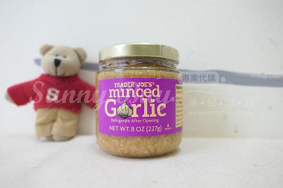 【Sunny Buy】 Trader Joe's Minced Garlic 8oz