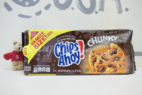【Sunny Buy】Chips Ahoy Chunky Chocolate Cookies 18oz (#15532)