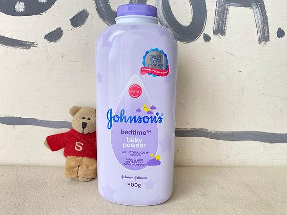 【Sunny Buy】Johnson's Bedtime Baby Powder 500g (#20609)
