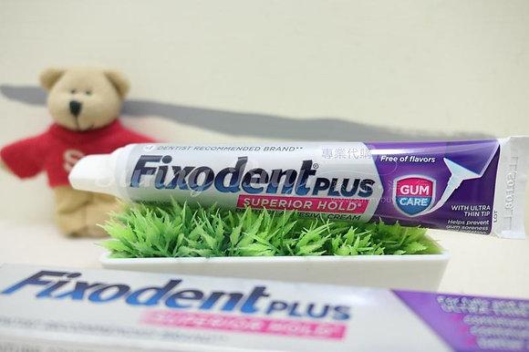 【Sunny Buy】Fixodent Plus Denture Adhesive Cream 2 oz (#5444)