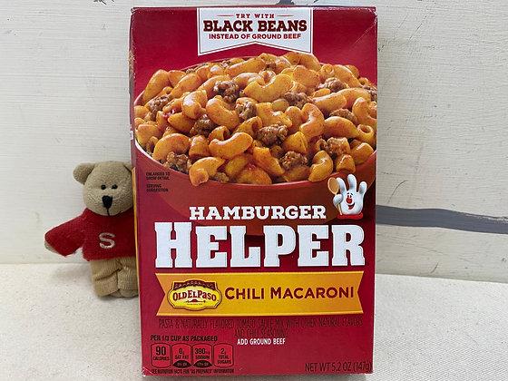 【Sunny Buy】Hamburger Helper / Chili Macaroni 5.2oz (#20151)