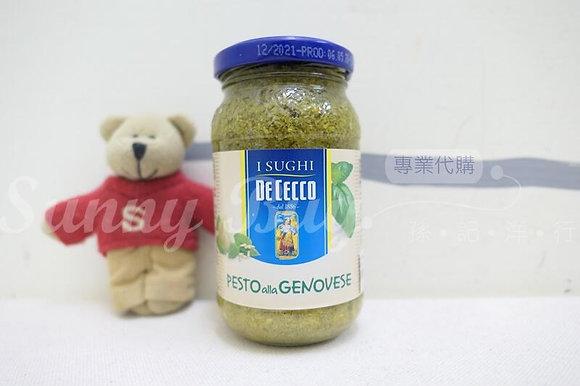 【Sunny Buy】De Cecco Pesto Alla Genovese / Pasta Sauce 7oz (#18739)