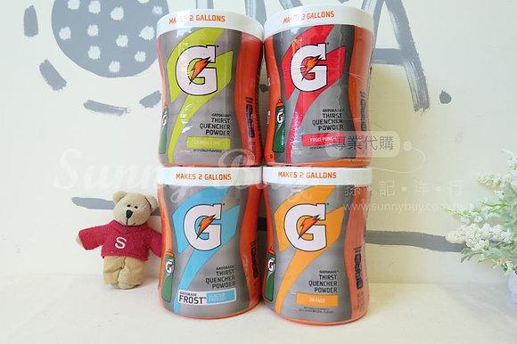 【Sunny Buy】Gatorade Thirst Quencher Powder 4 Flavors 18.3oz