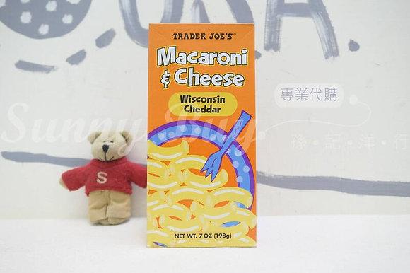 【Sunny Buy】 Trader Joe's Wisconsin Cheddar Macaroni & Cheese 7oz (#16308)