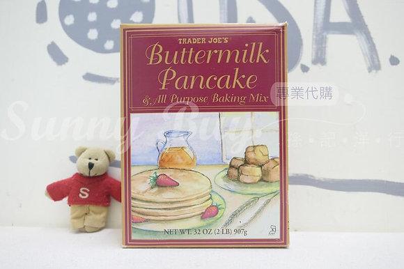 【Sunny Buy】Trader Joe's  Buttermilk Pancake/All Purpose Baking Mix 32oz (#18731)