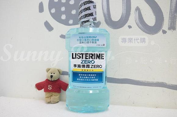 【Sunny Buy】Listerine Zero Mouth Wash 750ml (#18900)