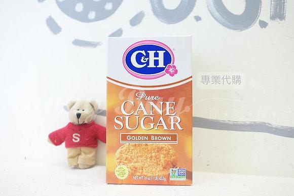 【Sunny Buy】C&H Pure Cane Sugar / Golden Brown 16oz (#17719)