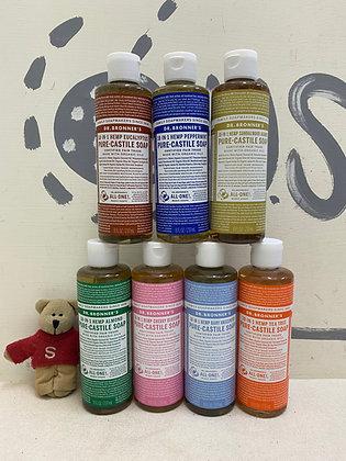 【Sunny Buy】Dr. Bronner's All-One Magic Soap / Pure-Castile Liquid Soap 8oz