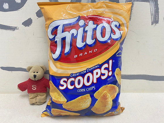 【Sunny Buy】 Fritos Scoops Corn Chips 9.25oz (#19598)