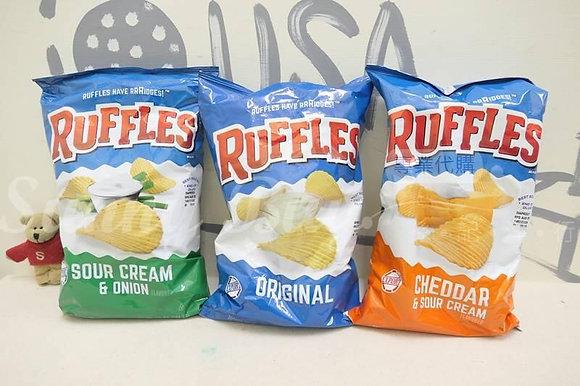 【Sunny Buy】Ruffles Potato Chips (3 Flavors) 184.2g