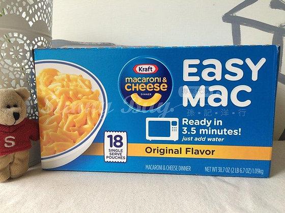 【Sunny Buy】Kraft Easy Mac Macaroni & Cheese 18 packets 38.7oz (#2670)