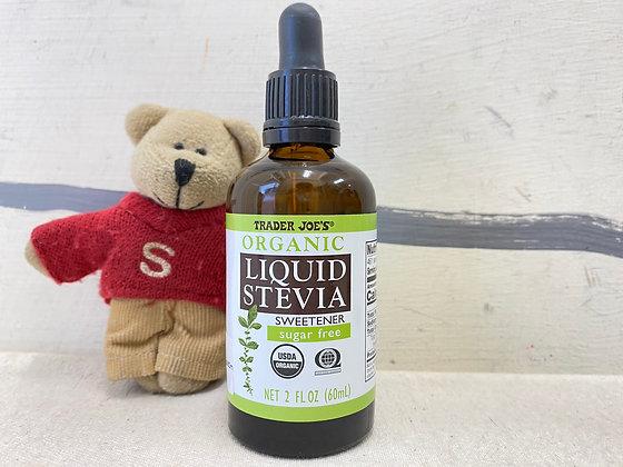 【Sunny Buy】 Trader Joe's Liquid Stevia 2oz (#16674)