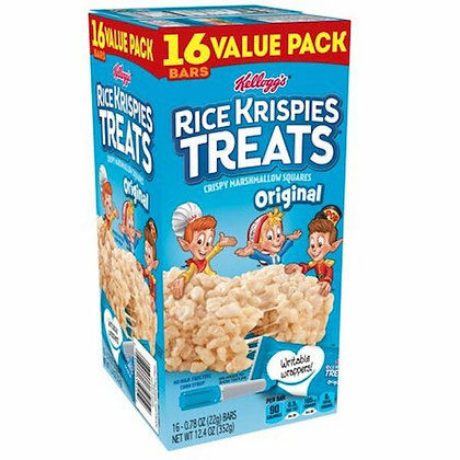 【Sunny Buy】Rice Krispies Treats 16ct Original 12.4oz (#14516)