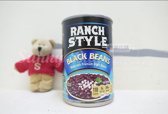 【Sunny Buy】Ranch Style Black Beans  Can 15oz (#16740)