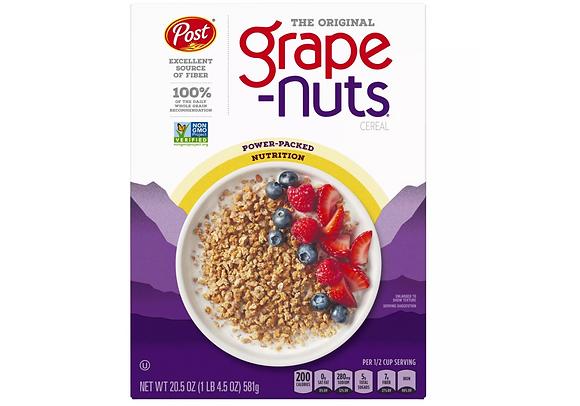 【Sunny Buy】Post Grape-Nuts Breakfast Cereal 20.5oz (#16109)