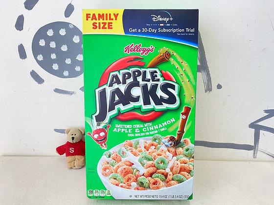 【Sunny Buy】Kellogg's Apple Jacks Breakfast Cereal 10.1oz/19.4oz