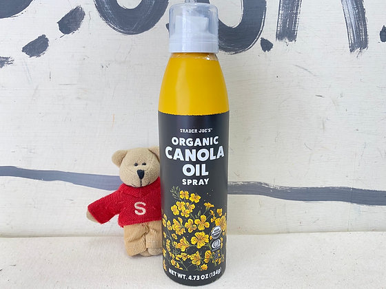 【Sunny Buy】Trader Joe's Organic Canola Oil Spray 4.73oz (#20484)